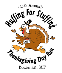 The Meaning Of Thanksgiving Day Huffing For Stuffing Thanksgiving Day Run