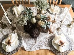 how to wish thanksgiving how to thanksgiving table settings on a budget rustic u2014 society