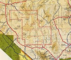 nevada road map nevada highway maps