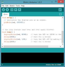 building an arduino robot part ii programming the arduino