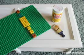 how to make a lego table domestic imperfection