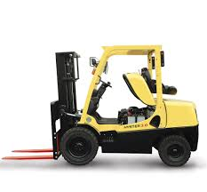 xt series internal combustion counterbalanced trucks