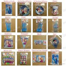 kids wrapping paper children birthday party favors frozen decoration supplies popular