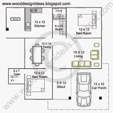 budget house plans 1254 sq ft kerala style low budget house plan wood design ideas