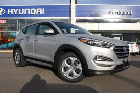 hyundai tucson 2016 grey new 2017 hyundai tucson base 2 0 in prince george bc s 17tu0308