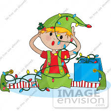 royalty free cartoons u0026 stock clipart of christmas lights page 1