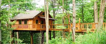 Coolest Treehouses The Best Treehouse Rentals In Ohio Book Here