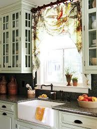 Cottage Kitchen Curtains by 308 Best Window Treatments Tops U0026 Valances Interior Design