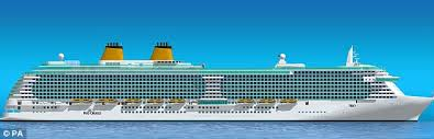 new cruise ship p o to build 340m liner the cruise ship