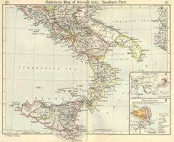 Umkc Campus Map The Gaius Verres Trial Selected Maps