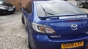 mazda car company blue angel motor company 2008 08 mazda 6 2 5 sport 5 door