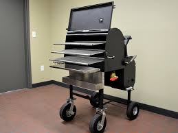 american bbq systems all star smoker backyard charcoal smokers