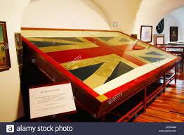 Santa Cruz Flag United Kingdom Flag Measuring 4 38m X 2 19m In Military Museum In