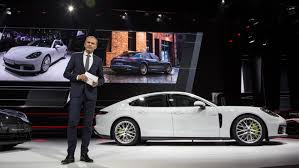 2016 porsche panamera e hybrid global debut the new panamera 4 e hybrid