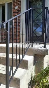 porch interesting handrails for porch steps inspirations deck