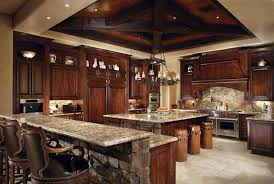 Granite Countertops And Kitchen Tile 35 Luxury Mediterranean Kitchens Design Ideas Designing Idea
