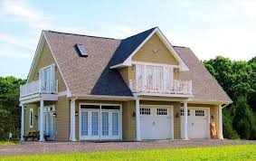 3 Car Garages Stunning Two Story Garage Apartment Gallery Home Decorating
