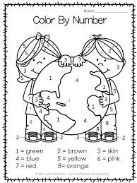 printable cooperation coloring pages kindergarten coloring