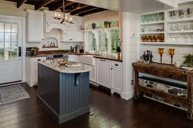 kitchen cottage ideas kitchens cottage style kitchen with trendy use of gray 24 tiny