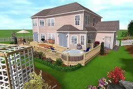 Free Deck Design Software Tools Downloads  Reviews - Backyard deck designs plans