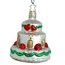 wedding cake ornament food photos