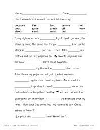 glamorous free printable reading comprehension worksheets for