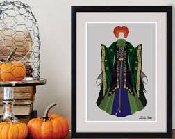 Winifred Sanderson Halloween Costume Winifred Sanderson Etsy