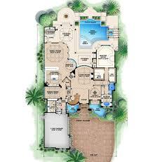 european style house plan 5 beds 5 50 baths 8436 sq ft plan 27 463