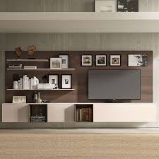 spazio wall unit by pianca yliving