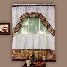 Short Valances Windows Living Room Awesome Sheer Drapes Walmart Kitchen Window Curtain