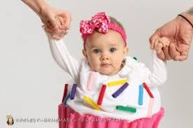 Infant Cupcake Halloween Costume 250 Cutest Homemade Baby Halloween Costume Ideas