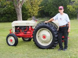 n news the magazine for the ford tractor enthusiast