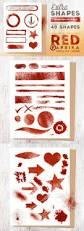 creative kitchen font bundle 6 delicious font families extras