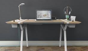 Simple Modern Desk Captivating Modern Desk Ideas Simple Home Design Inspiration With