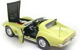 corvette c3 parts 1968 chevrolet corvette stingray c3 coupe ertl 1 18 details