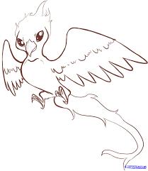 12 how to draw a phoenix fire bird
