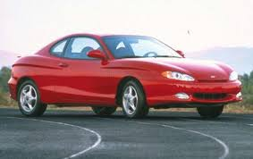 1999 hyundai tiburon information and photos zombiedrive