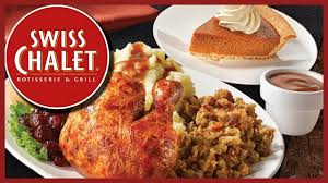 thanksgiving feast from swiss chalet review