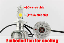 Cree Dimmable Led Light Bulbs by H7 Led Vs Halogen Tdiclub Forums