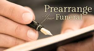 funeral pre planning you considered pre planning your funeral