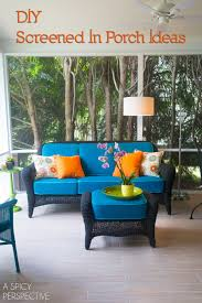 Screened In Patio Ideas Screened In Porch Ideas A Spicy Perspective