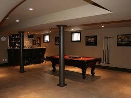 Games For Basement Rec Room by Basement Recreation Room With Bar Basement Within Basement Rec