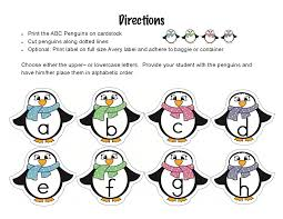 playful penguins make take u0026 teach