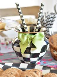 mackenzie childs vase make a statement with your summer tablescape cg home interiors