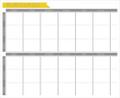 week schedule calendar expin memberpro co