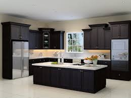 Kitchen   Espresso Kitchen Cabinets Oak Kitchen Cabinets - Espresso kitchen cabinets