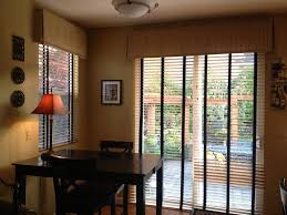 kitchen kitchen window treatment ideas for sliding glass doors