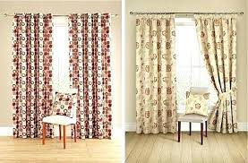 Navy Patterned Curtains Patterned Curtains Holidaysale Club