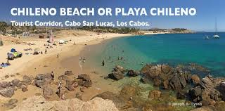 Map Of Cabo Mexico by