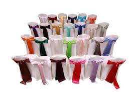 satin sashes your choice lot of 150 satin sashes color ceremony decoration